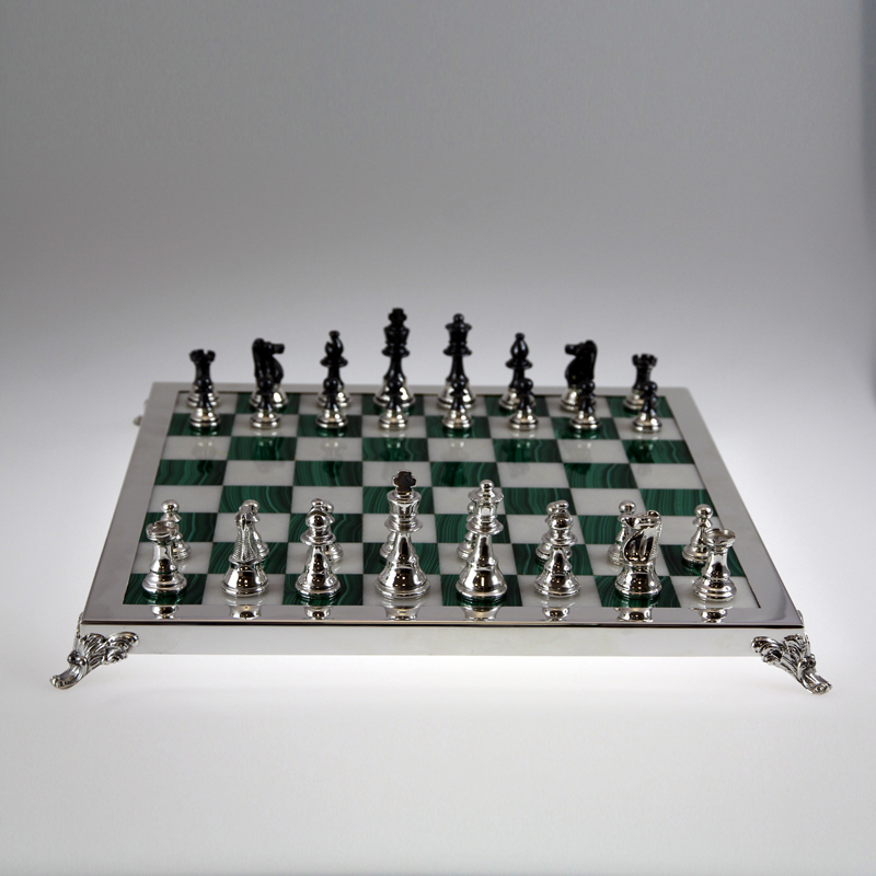 Romanov Imperial Chess Set